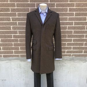 J. Crew Ludlow Topcoat Limited Edition